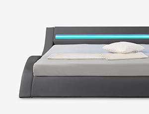 lit à led